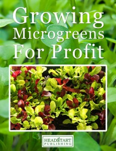 microgreens farming e-book
