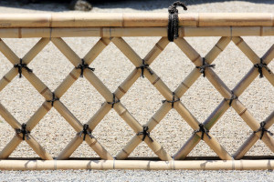 bamboo fencing