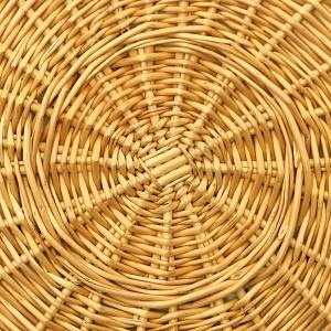 Willow basket texture