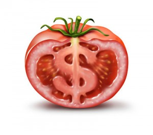 profitable heirloom tomato
